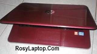 HP Pavilion 14 Core i3 IvyBridge Red