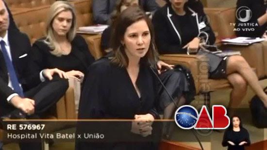oab defende advogada marco aurelio direito