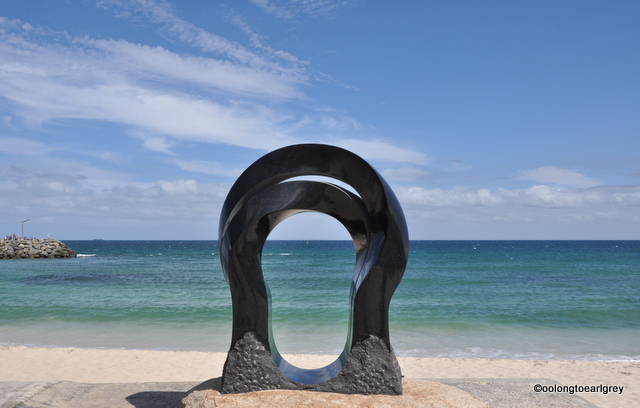 Oushi Zokei Gate to the Beach by Keizo Ushio, Japan Sculptures by the Sea 2016