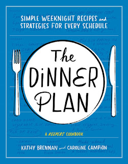 Review of The Dinner Plan by Kathy Bennan and Caroline Campion