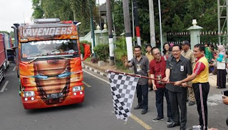 parade truck cakep jtf 2018