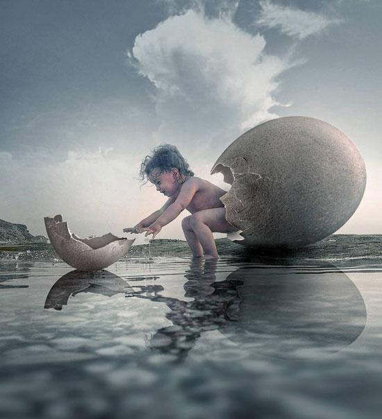 edit foto photoshop manipulasi keren eldad