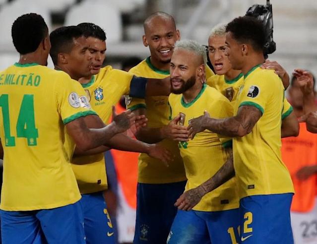 PLACAR ESPORTIVO- resultados do futebol pelo Brasil e exterior nesta quinta-feira, 09/09/2021