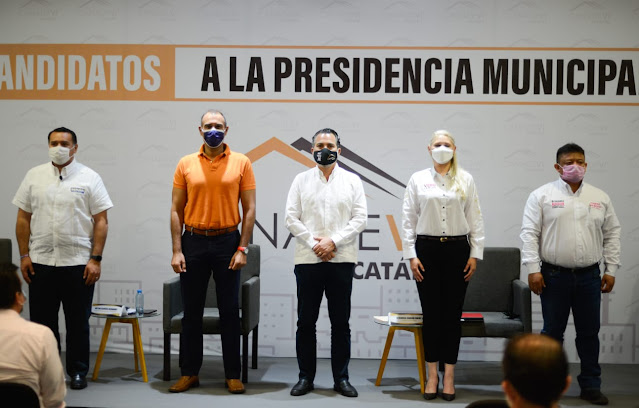 Trabajo armónico y apego a las normas: Víctor Cervera