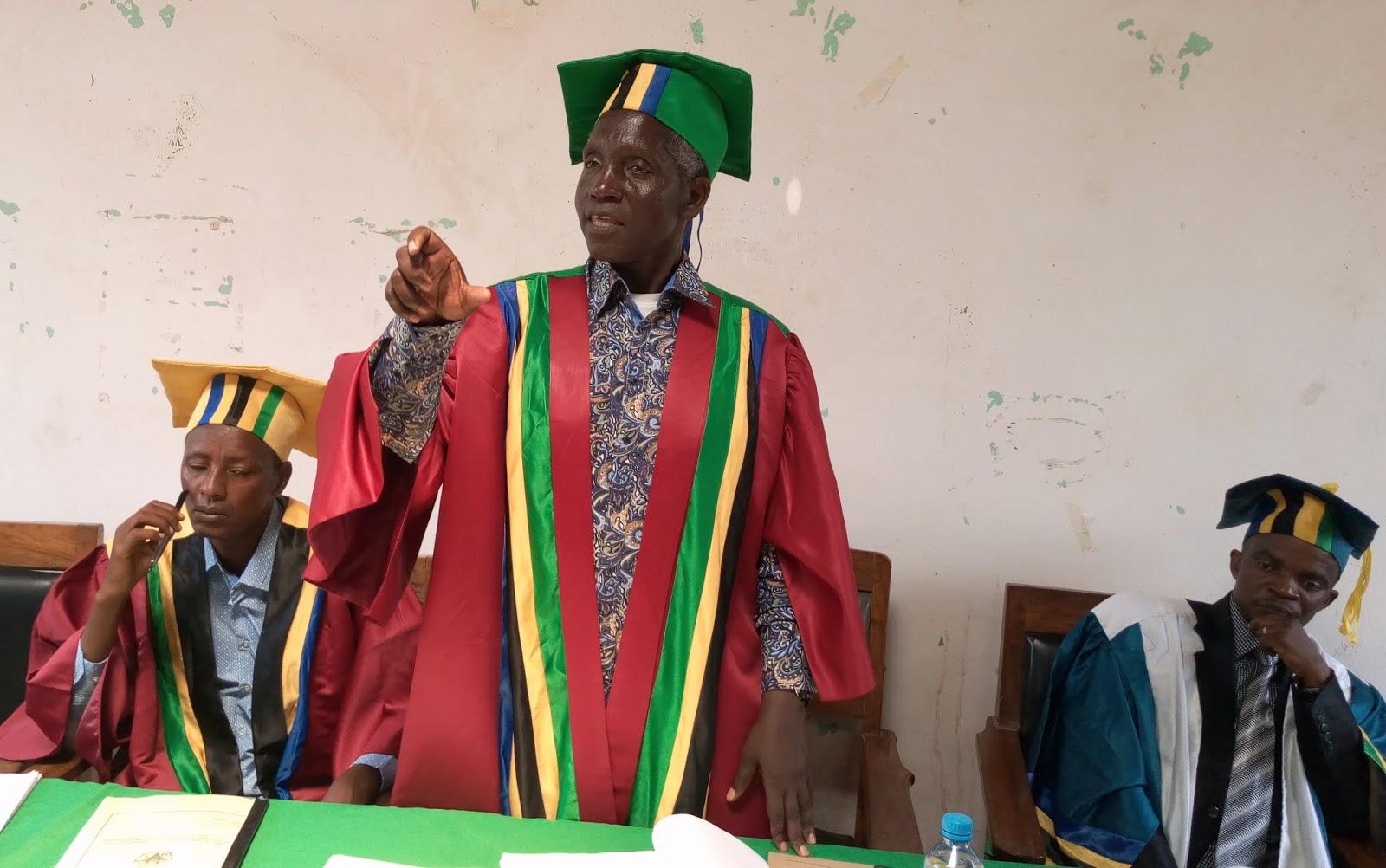 Halmashauri Ya Wilaya Ya Ushetu Yapisha Bajeti Ya Shilingi Bilioni 30.7 Kwa Mwaka Wa Fedha 2020/21