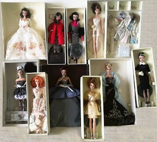 Bonecas Barbie Collection