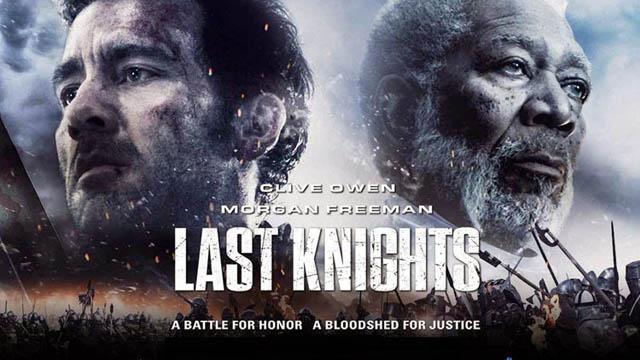 Last Knights (2015) English Movie 720p BluRay Download