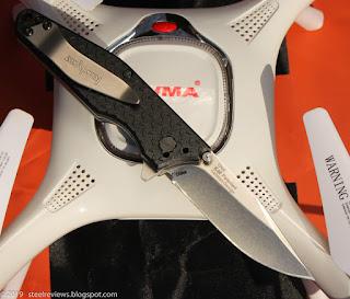 Kershaw 1960 Drone AO flipper