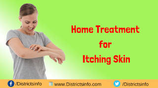 Home Treatment for Itching Skin