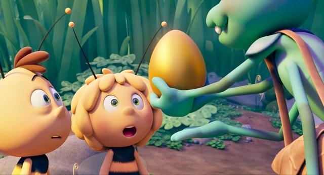 CINEMA: A Abelhinha Maya e o Ovo dourado: animação ganha novos vídeos divertidos e imagens (COM VÍDEO)