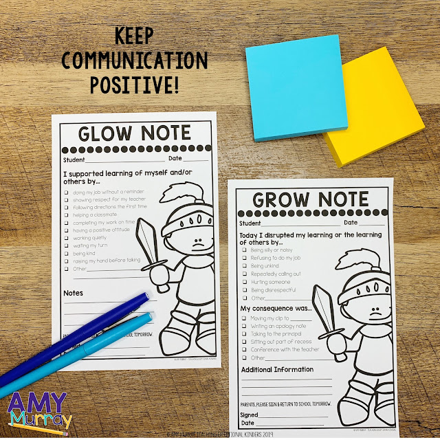 Learn how sending positive behavior notes home to parents can improve your student's behavior in the classroom.