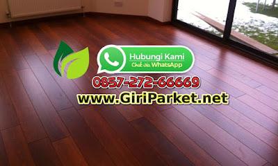 harga lantai kayu ngalian semarang
