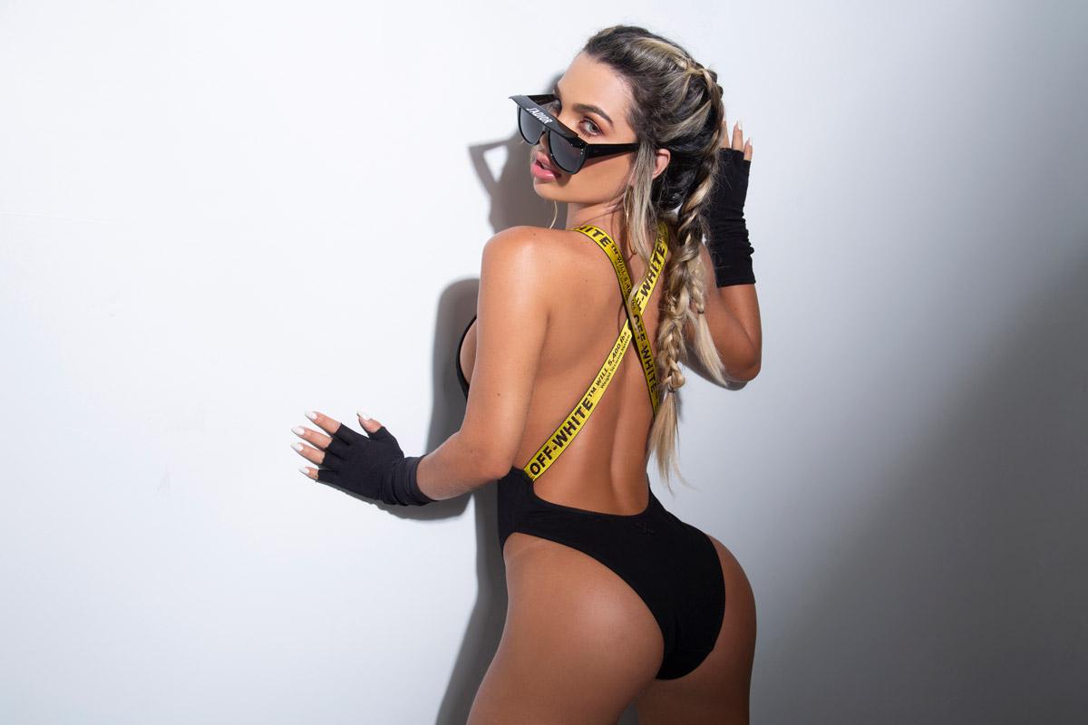 la modelo Daniela Gutierrez