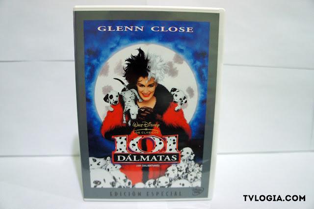 dvd nacional 101 dálmatas