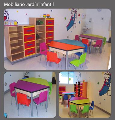 Promobel Proyectos Mobiliarios Jardin Infantil