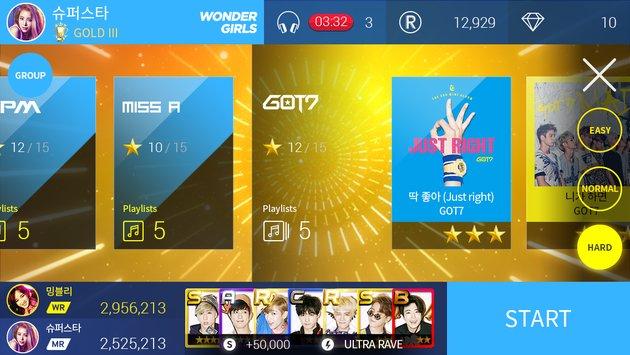 SuperStar JYPNATION Apk Full Update