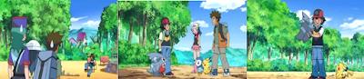 Pokémon - Capítulo 52 - Temporada 12 - Audio Latino