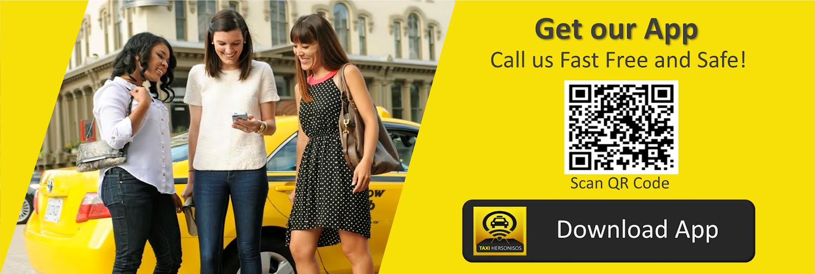 Taxi Hersonisos App