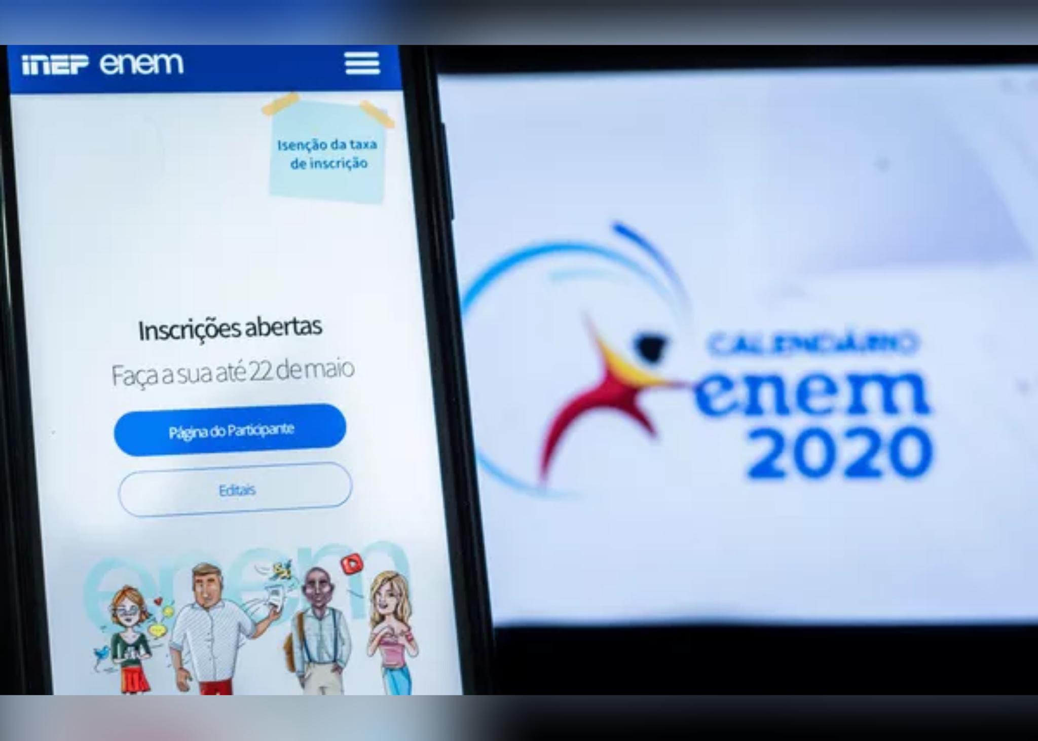 Inscrições para o ENEM terminam na quarta-feira