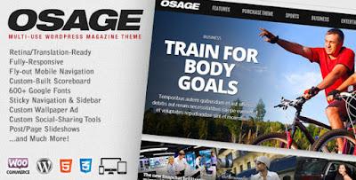 Osage v1.14 – Multi-Use WordPress Magazine Theme
