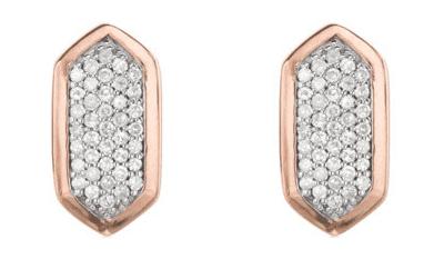 Monica Viander Baja pave studs Jewellery Every Woman should own