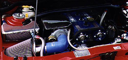 Заводской турбонагнетатель Garrett T3 / T04