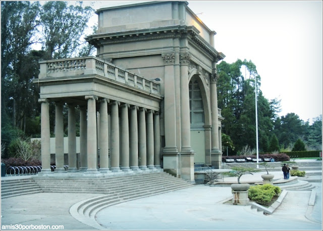 Golden Gate Park: Music Concourse