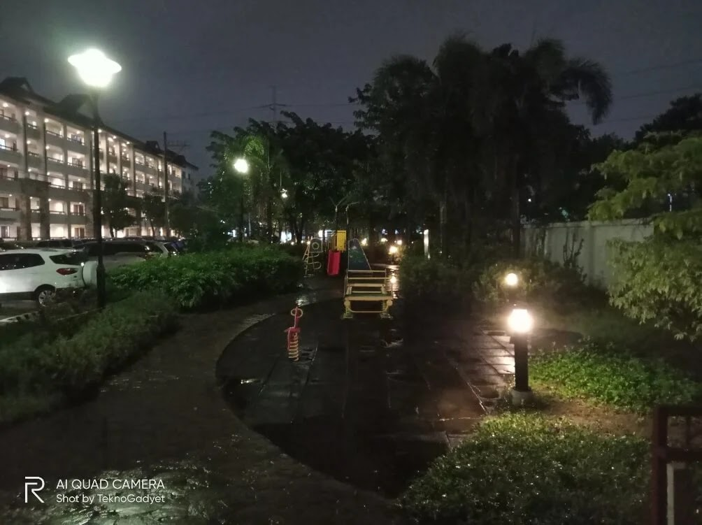 Realme C15 Camera Sample - Night, Normal