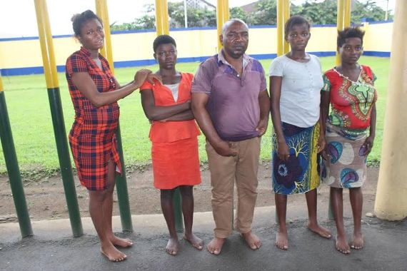 Police smashes baby factory in Rivers state where children are sold between 100-150k