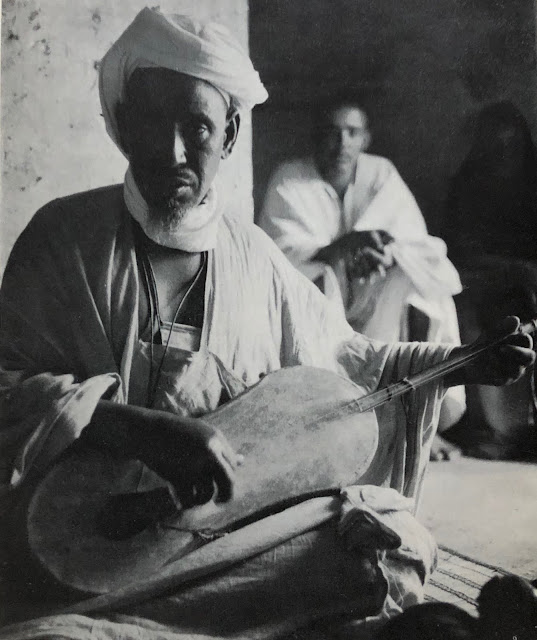 photographs of griots and musicians
