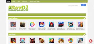 Daftar website untuk mendownload aplikasi dan game android