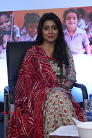 Shriya Saran and Meenakshi Dixit Pos at Quaker Feed A Child Campaign  0005.jpg