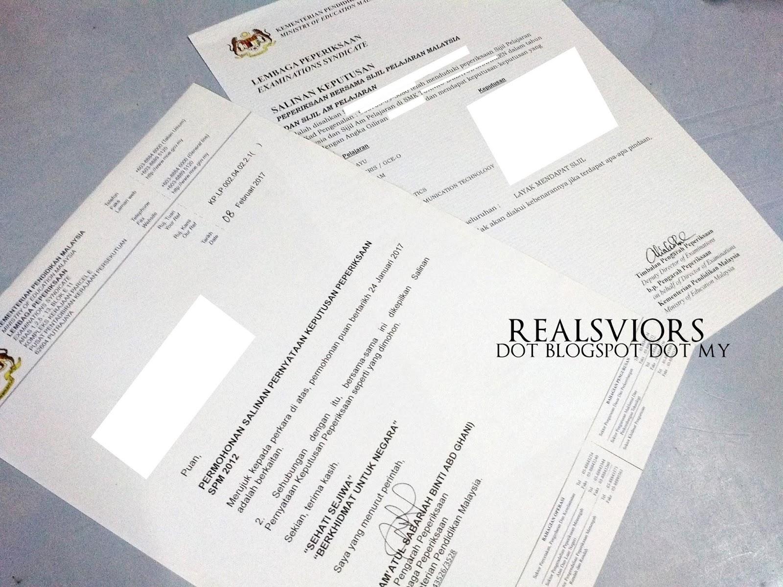 sfrnfzl cara nak dapatkan semula sijil peperiksaan melalui pos dapatkan semula sijil peperiksaan