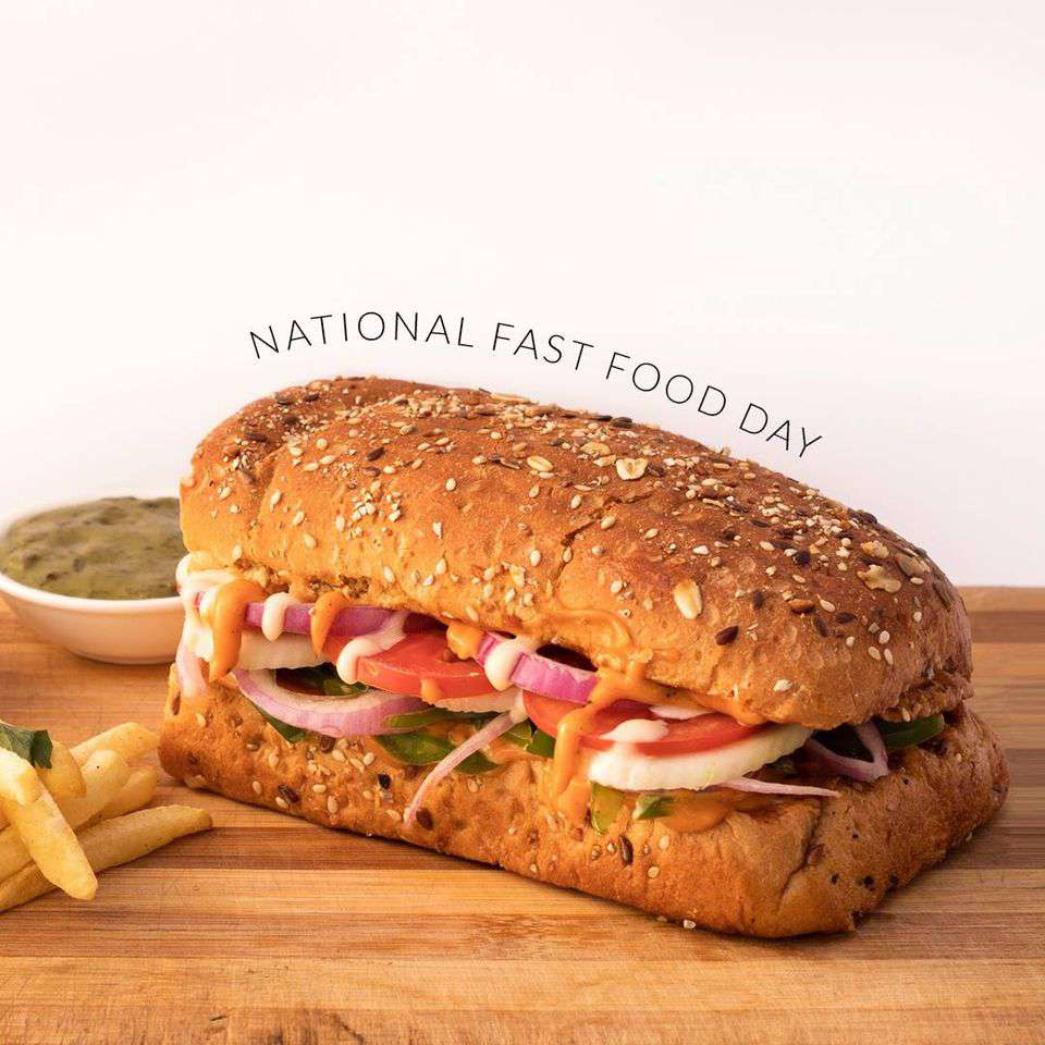 National Fast Food Day Wishes Sweet Images