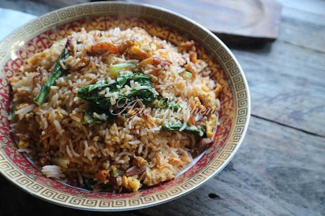 Nasi Goreng Simple Masa Lock Down