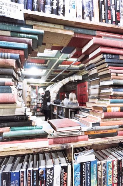 the last bookstore la - lunches and dates