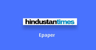 Hindustan Times epaper