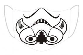 Maseczka Szturmowiec - Gwiezdne wojny