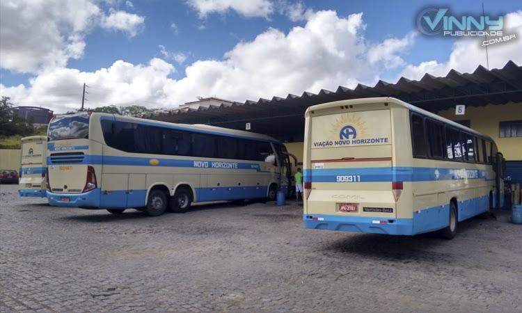 Novas tarifas para linhas de ônibus intermunicipais passam a vigorar na terça-feira (1º)
