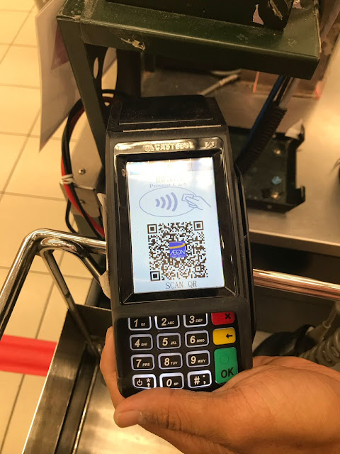 Dynamic QR by Merchant