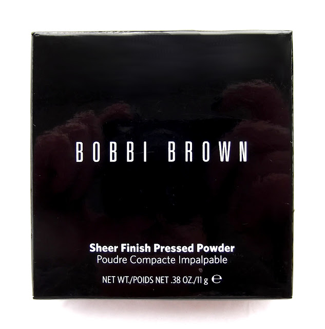 BOBBI BROWN Sheer Finish Pressed Powder/Pale Yellow1
