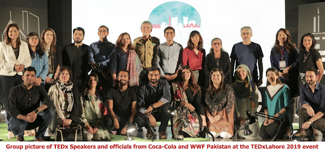 Coca-Cola and WWF-Pakistan collaborate with Pakistan's first green TEDx event