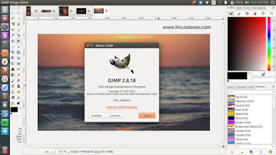 How to Update Gimp on Ubuntu, Linux Mint, Elementary OS