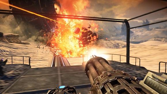 Bulletstorm Full Clip Edition PC Full Version Screenshot 1