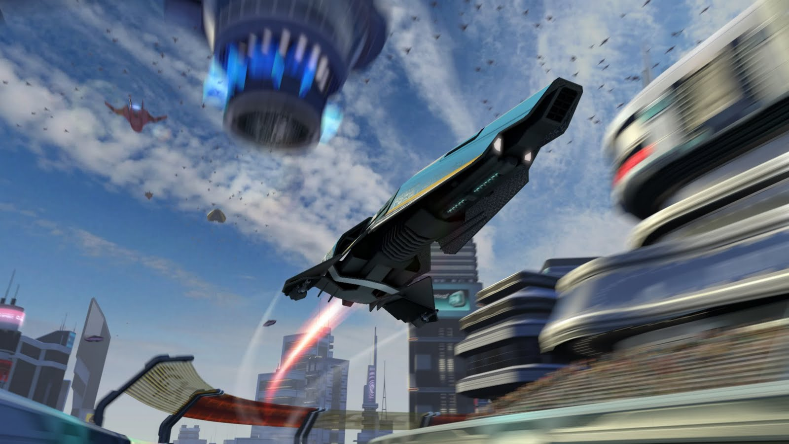 Wipeout Hd Wallpaper Wipeout 2048 Hd Wallpapers Hd Wallpapers Backgrounds