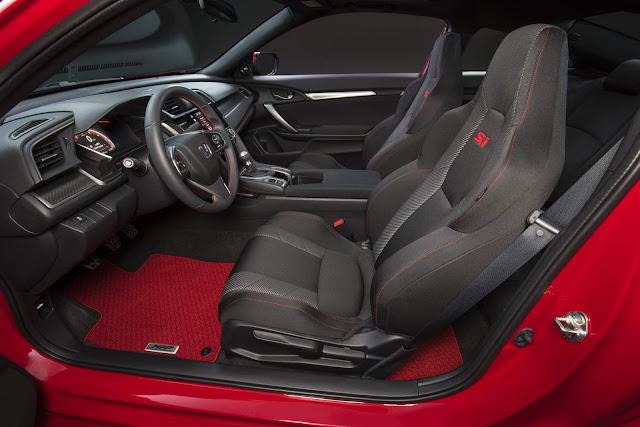 Novo Honda Civic Si 2017