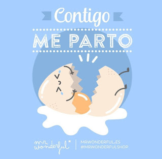 Mr.Wonderful me parto