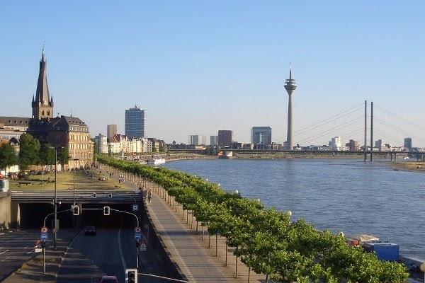 Düsseldorf, North Rhine-Westphalia