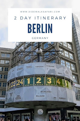 Berlin 2 Day Itinerary