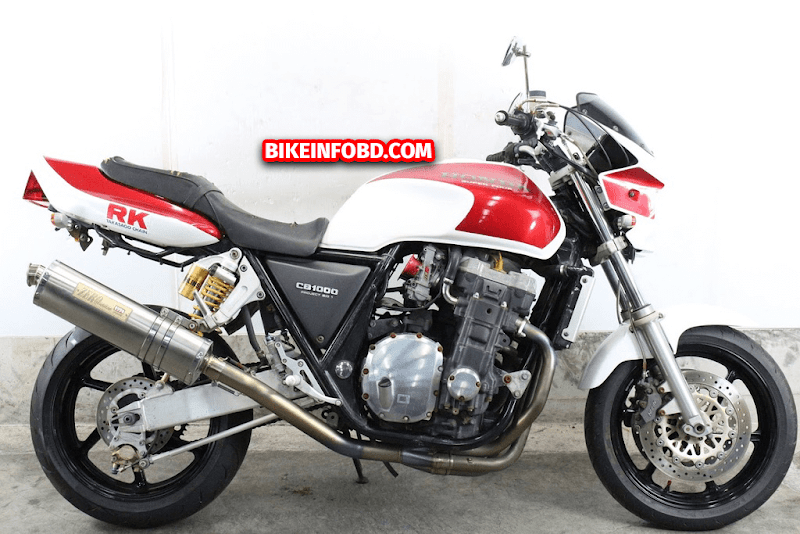 Honda CB1000 (CB1000SF) Specifications, Review, Top Speed, Picture, Engine, Parts & History